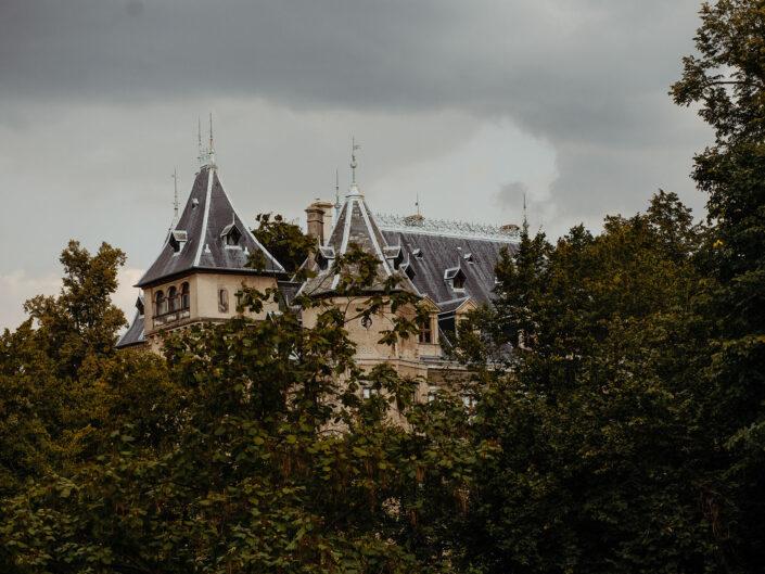 Plener ślubny – Zamek w Gołuchowie